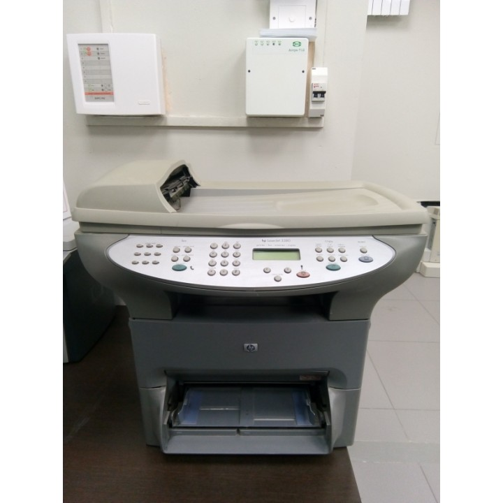 МФУ ч/б лазерное HP LaserJet 3380 (Б/У)