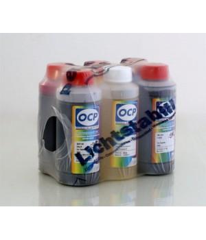 К-т чернил ОСР (BKP44, BK124, C154, M/Y144) для CANON  PGI-520/CLI-521, PGI-425/CLI-426, 100gr*5