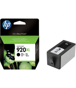 CD975AE №920XL (Bk) Картридж HP оригинальный