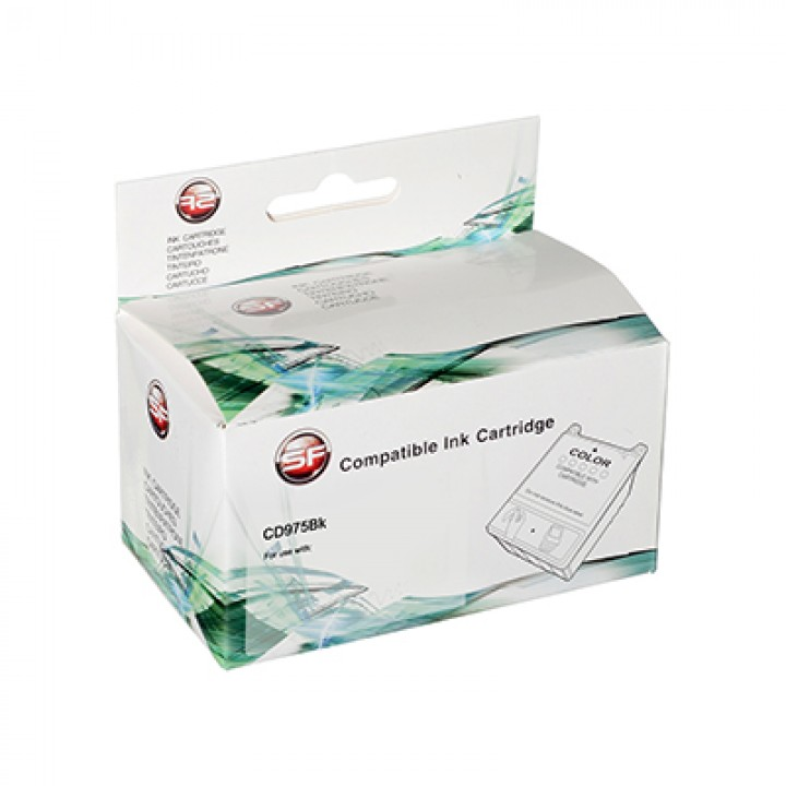 CD975AE №920XL (Bk) Картридж для HP совместимый SuperFine