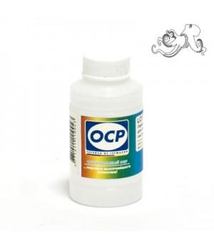 Жидкость для отмачивания пигментных чернил (бесцветная) 25 мл OCP LCF III, Lermax Cleaning Flui