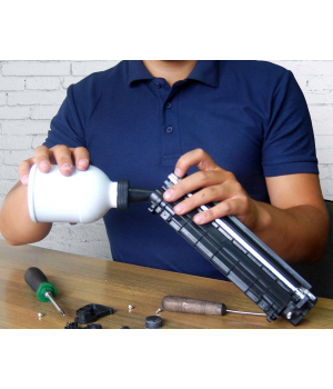 Заправка картриджа PANTUM PC-211E Тонер+Чип ОРИГИНАЛ