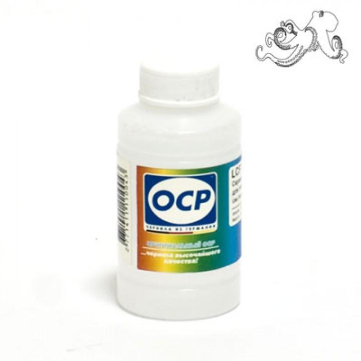 Очищенная вода для завер-я очистки картриджа после использования спец. жидкости ОСР PIW 25г
