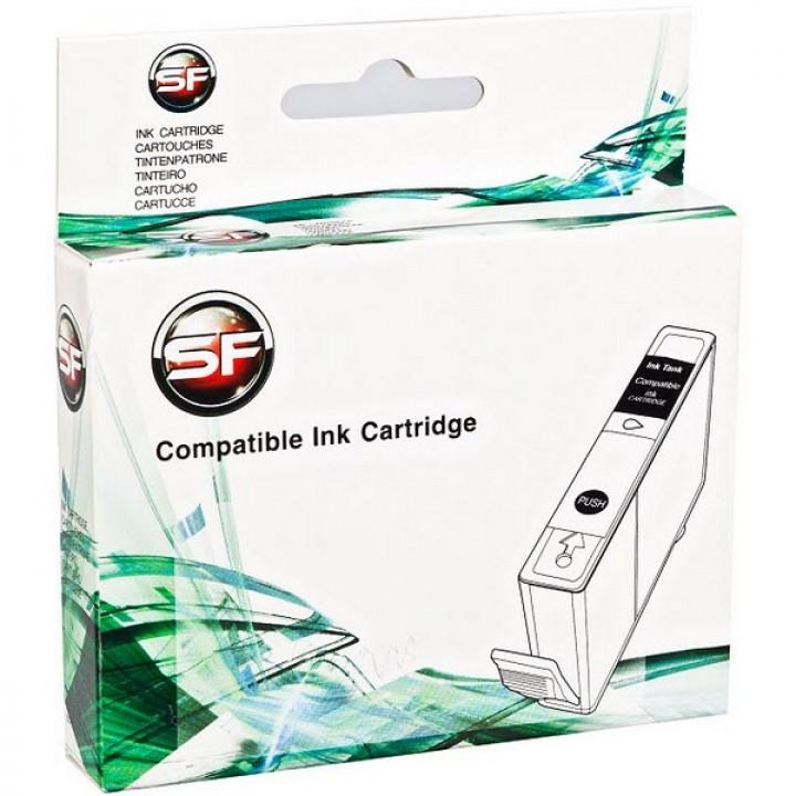 CLI-521 (Bk) Картридж для CANON совместимый с чипом SuperFine
