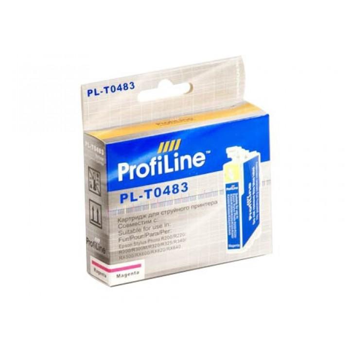 T0483 (M) Картридж для EPSON совместимый ProfiLine