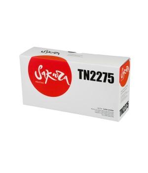 TN-2275 (Bk) Тонер-картридж для BROTHER совместимый  SAKURA