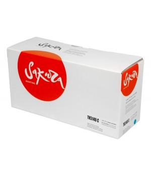 TK-5140 Cyan Туба для KYOCERA Mita совместимый Sakura