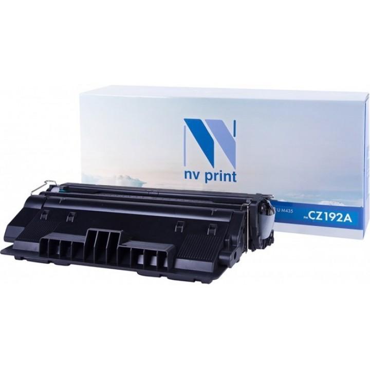 CZ192A (№93) (Bk) Картридж для HP совместимый NVPrint