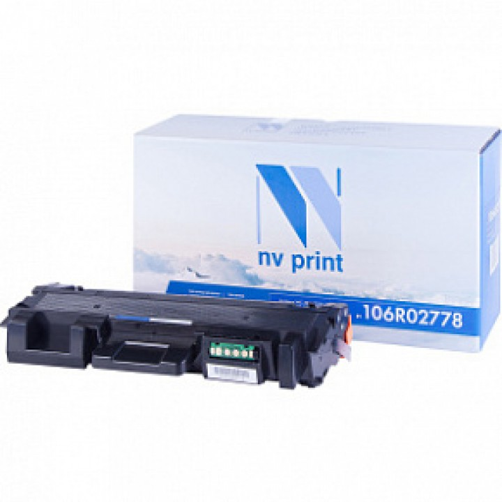 106R02778 Картридж для XEROX совместимый NVPrint