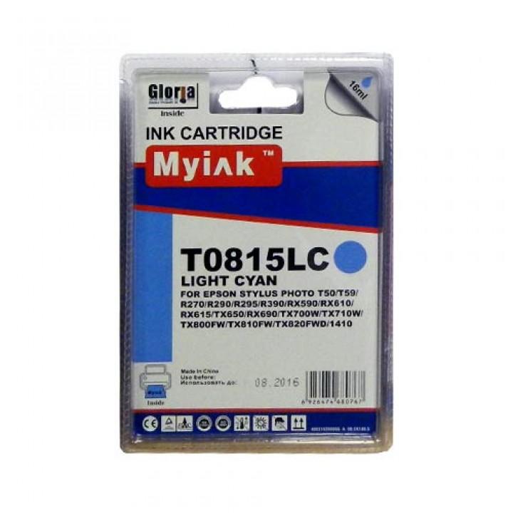 T0825 (LC) Картридж для EPSON совместимый Mylnk