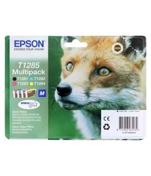 T12854010 (О) (тех) Комплект EPSON для S22/SX125 (4шт.)