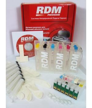 СНПЧ на Epson P50 RDM/Unijet (IST)