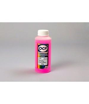 Жидкость для очистки от чернил. тонера и пластиковых поверхностей OCP CFR 100gr розовая