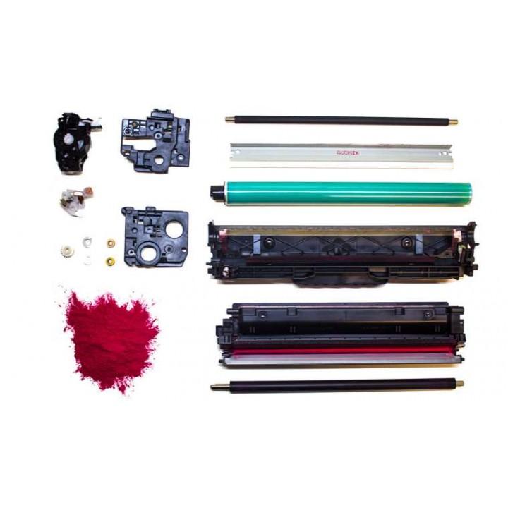 Чистка картриджа принтера Brother DCP-7010R